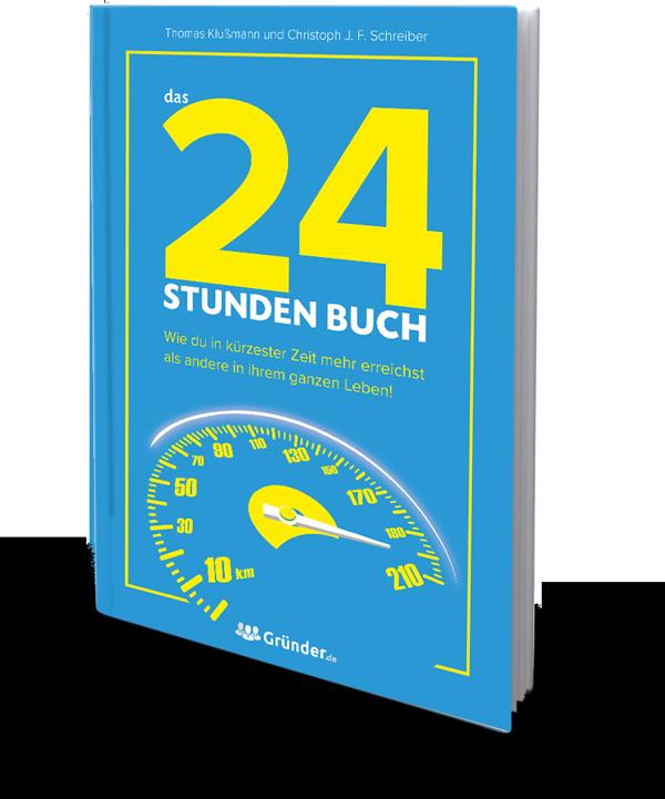 Gründung Buch 24