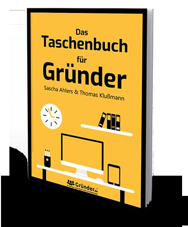 Gründung Taschenbuch für Gründer